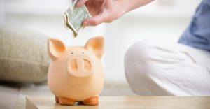 накопление денег при маленьких доходах