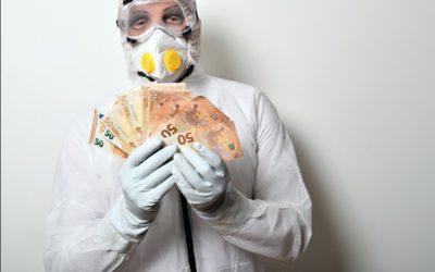 Коронавирус – заработок на страхе и панике людей