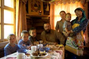 Семья Германа Стерлигова. Фото из интернет